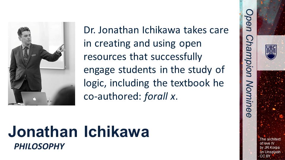Jonathan Ichikawa